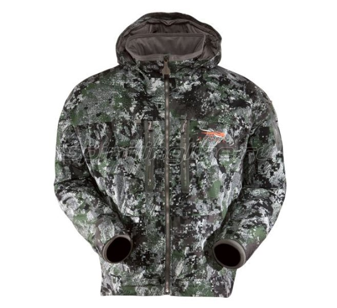 Sitka - Куртка Incinerator Jacket Ground Forest р. 2XL - фотография 1