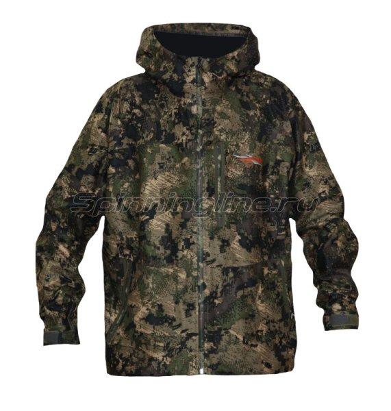 Куртка Downpour Jacket Ground Forest р. 3XL -  1