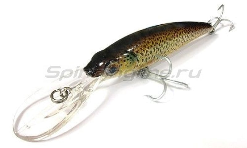 Cormoran - Воблер Minnow DD140 Brown Trout - фотография 1