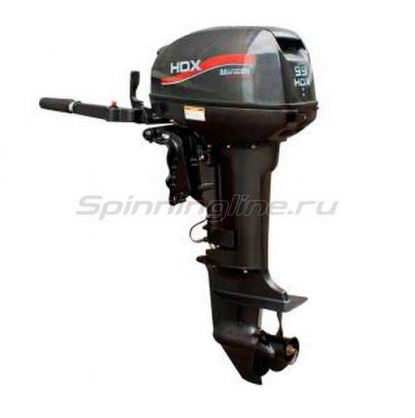 Мотор лодочный 2-тактный HDX Titanium T 9.9 BMS -  1