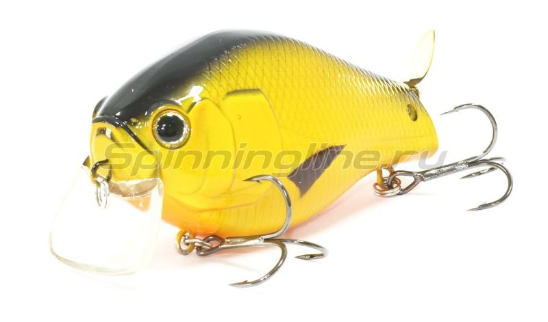 Lucky Craft - Воблер EPG Bull Fish Cream Yellow Perch 343 - фотография 1