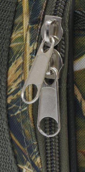 Чехол Markfish для 2 спиннинговых катушек с карманом camo -  5