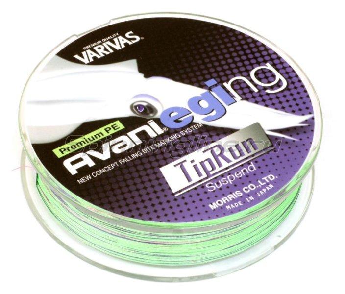 Шнур Avani Eging Tip Run PE 200м 0.8 -  2