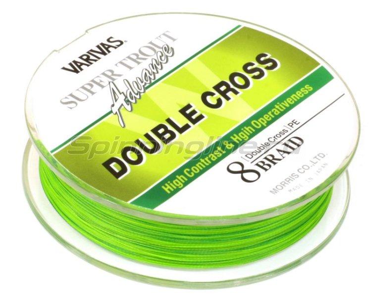 Шнур Super Trout Advance Double Cross 91м 0.6 -  2