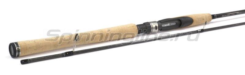 Спиннинг Solid 245 5-21гр -  1