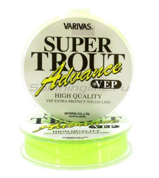 Varivas - Леска Super Trout Advance VEP Nylon 150м 1 - фотография 2