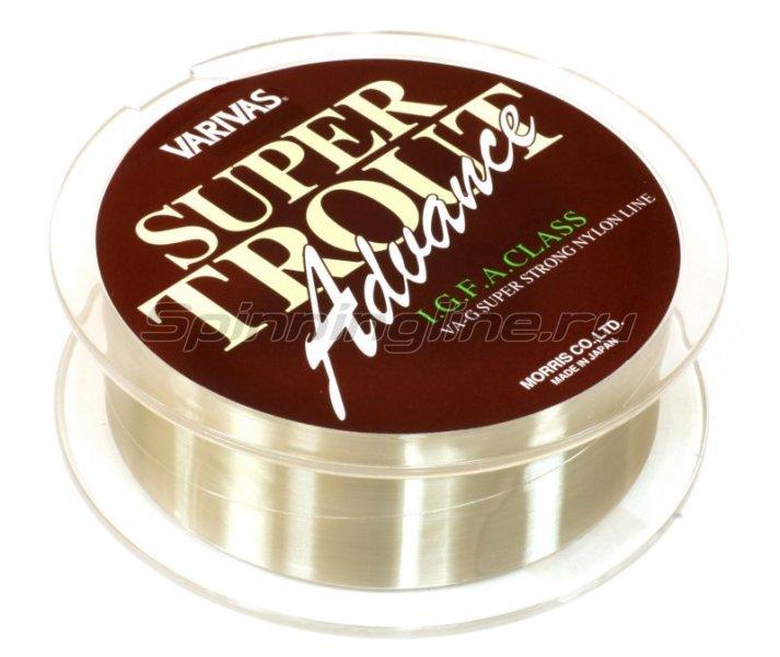 Леска Super Trout Advance 150м Nylon 0,148мм -  2