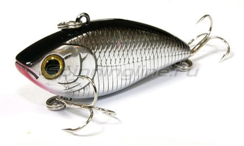 Lucky Craft - ������ Bevy Vib 50S 0596 BAit Fish Silver 216 - ���������� 1