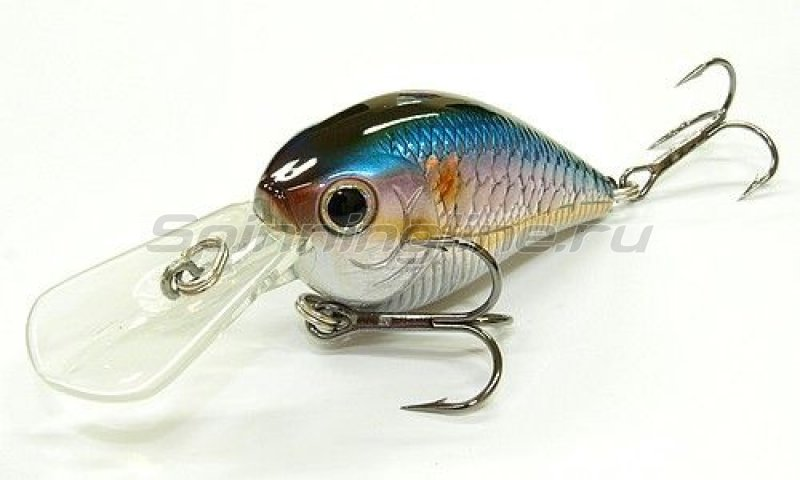Lucky Craft - Воблер Fat Mini D5 MS American Shad 270 - фотография 1