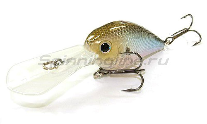 Lucky Craft - Воблер Fat Mini D7 Ghost Minnow 238 - фотография 1