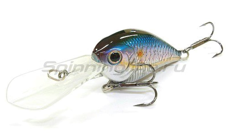 Lucky Craft - Воблер Fat Mini D7 MS American Shad 270 - фотография 1