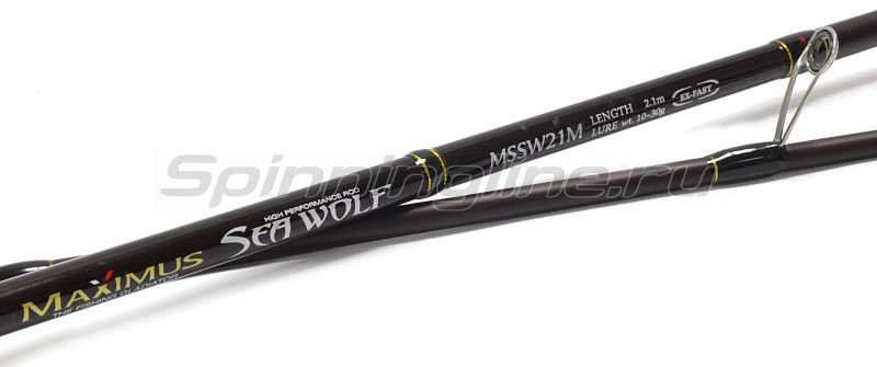 Maximus - Спиннинг Sea Wolf 27ML - фотография 3