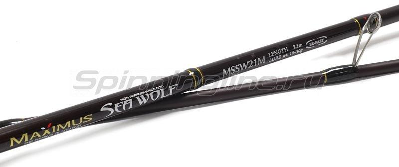 Maximus - Спиннинг Sea Wolf 30H - фотография 3