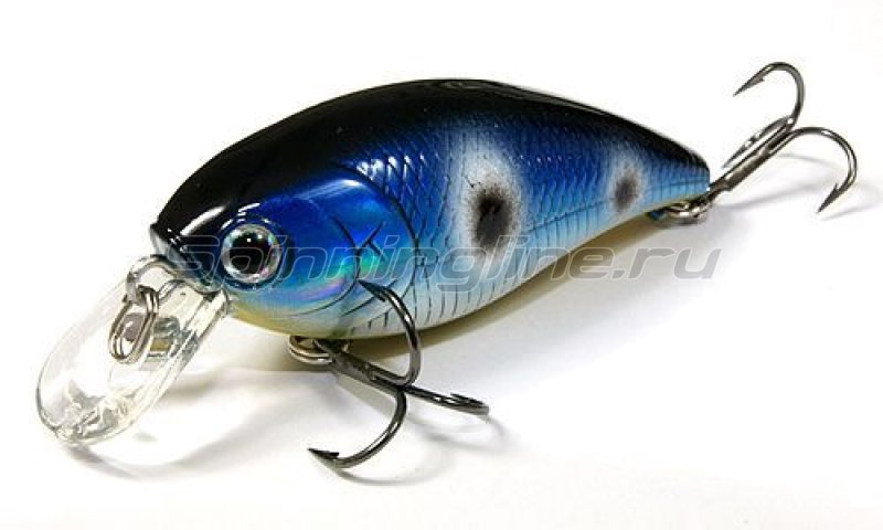 Lucky Craft - Воблер Moonsault CB-50 Flash Blue Herring 344 - фотография 1