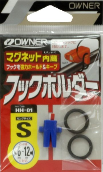 Магнитный держатель Owner Hook Holder with Magnet M -  1