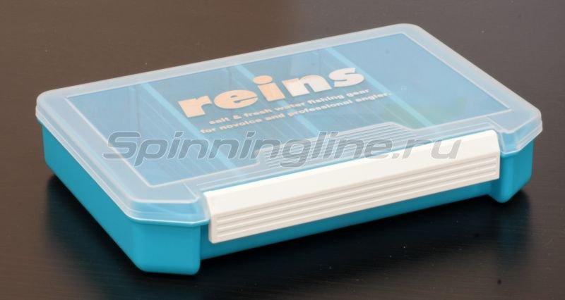 Коробка Reins Box голубая - фотография 1