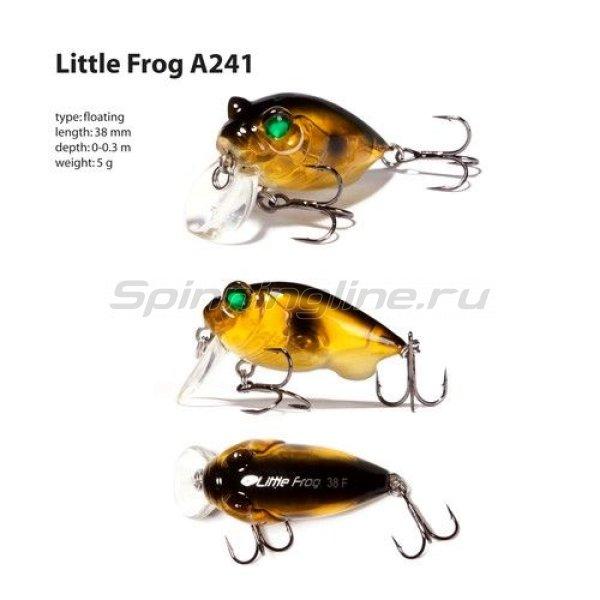 Воблер Little Frog 38 A241 -  2