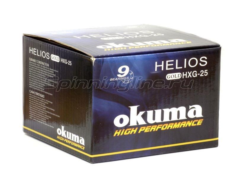 Okuma - Катушка Helios Gold 25S - фотография 6