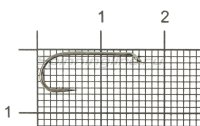 Крючок Kashima F-10 №10