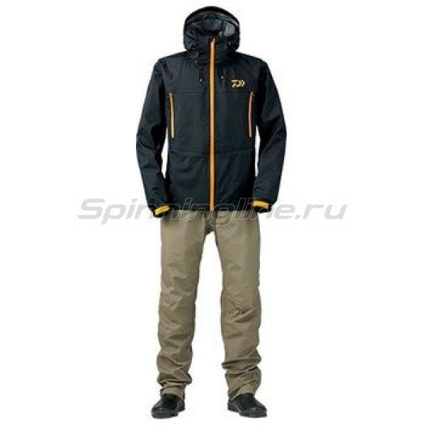 Костюм Daiwa Rainmax Hyper Rain Suit Black L -  1