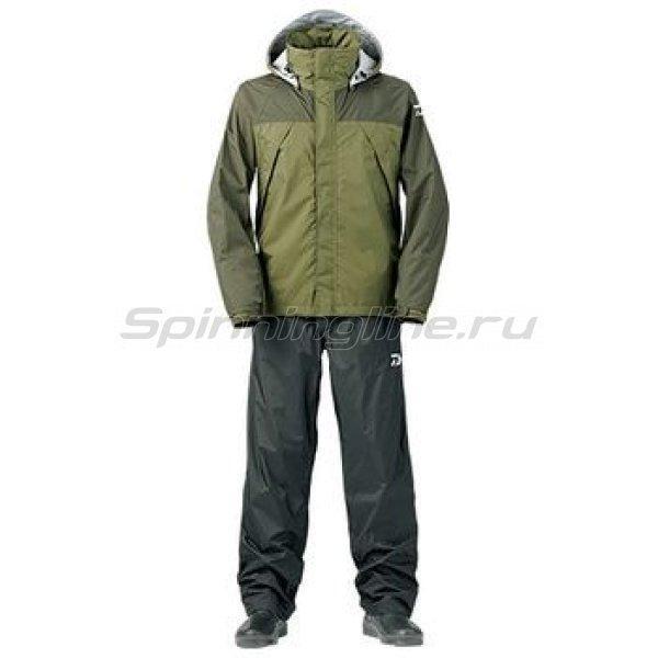 Костюм Daiwa Rainmax Rain Suit Olive XL - фотография 1