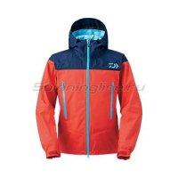 Куртка Daiwa Rainmax Rain Jacket Red L