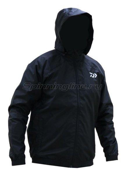 Куртка Daiwa Wind Jacket Black XXXL - фотография 1
