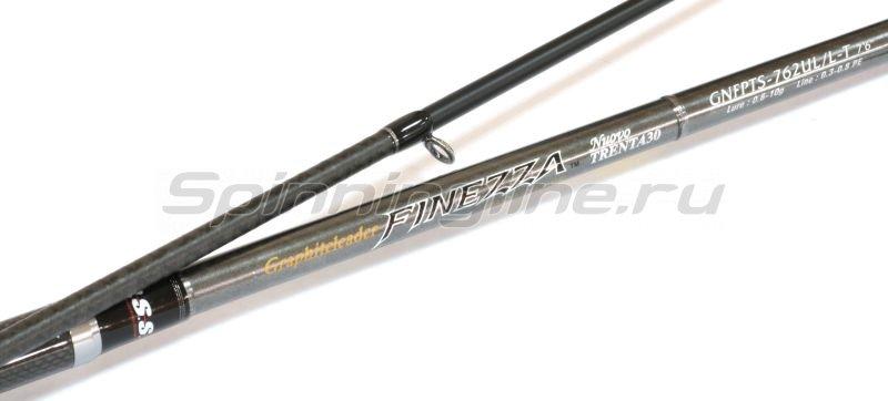 Graphiteleader - Спиннинг Finezza Nuovo Prototipe Trenta 762UL-L-T - фотография 7