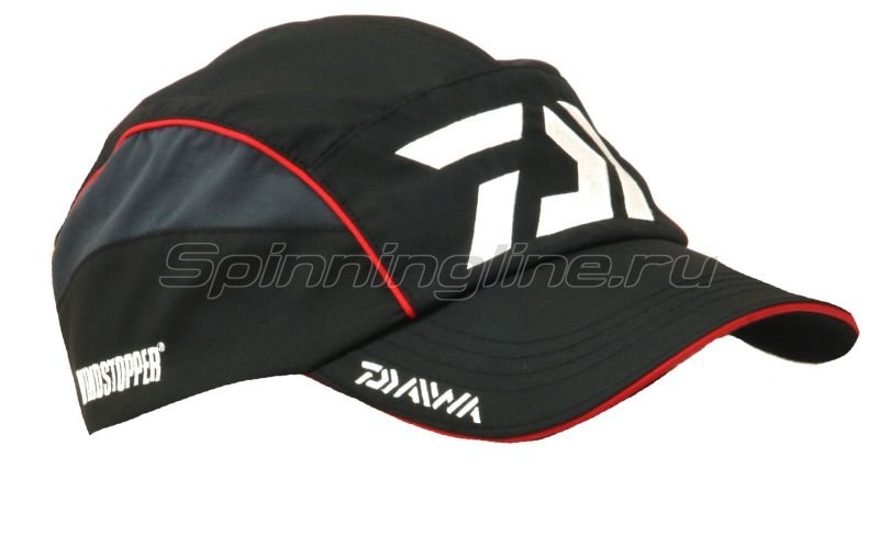 Кепка Daiwa WindStopper DC-1603W Black Free - фотография 2