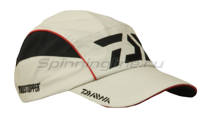 Кепка Daiwa WindStopper DC-1603W Light Gray Free - фотография 2