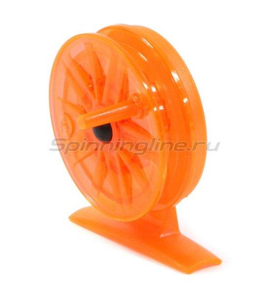 Катушка Пирс Мастер проводочная Winter House 56ПК оранжевый - фотография 3