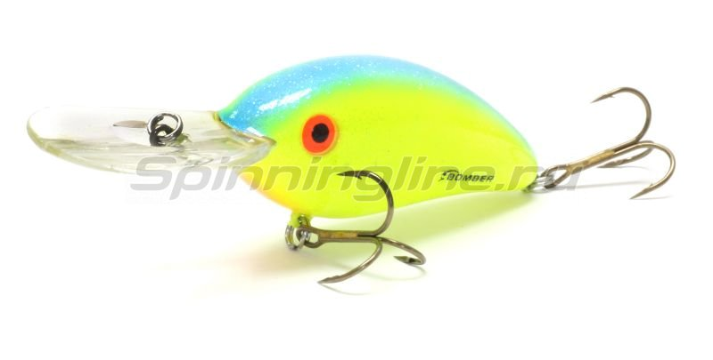 Bomber - Воблер Fat Free Shad Jr. BD6F CBSP - фотография 1