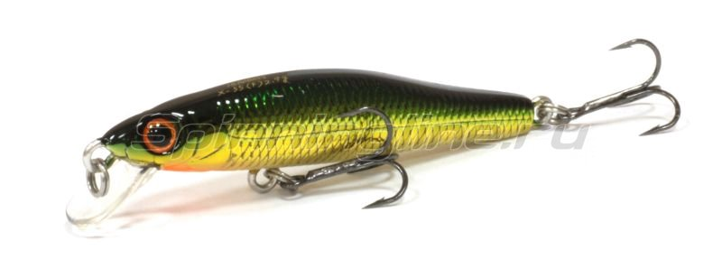 Megabass - Воблер X-55 F m golden lime - фотография 1