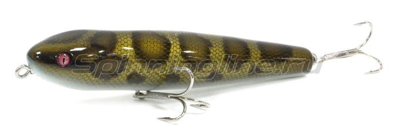 Воблер Orochi 13 Snake Slider kin habu -  1