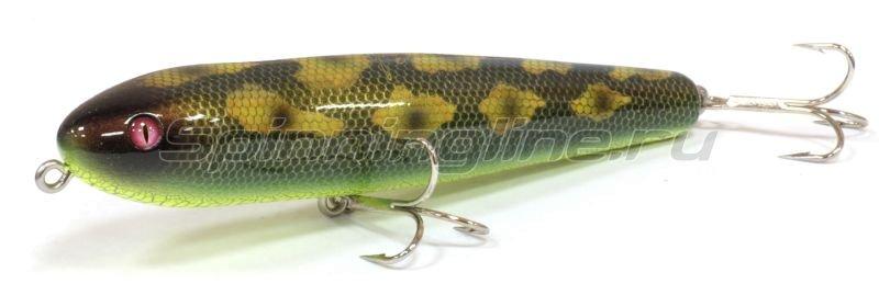 Megabass - Воблер Orochi 13 Snake Slider tropical phython - фотография 2