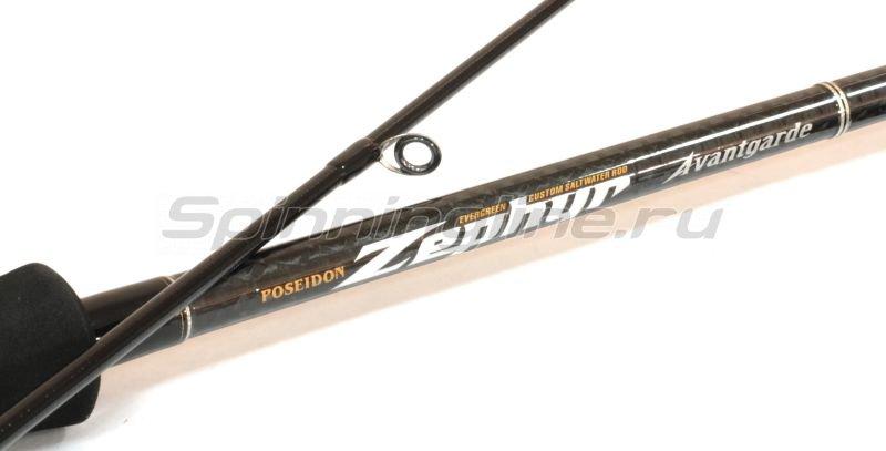 Спиннинг Poseidon Zephyr Avantgarde Solid Solution GRT88 -  4