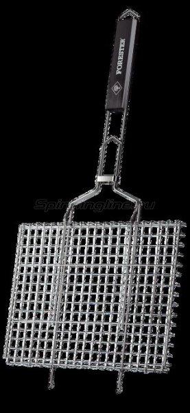 Решетка-сетка Forester для маленьких кусочков 24х17см - фотография 1