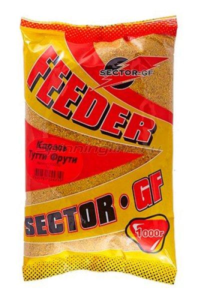 Прикормка Sector-GF Фидер Анис 1кг. -  1