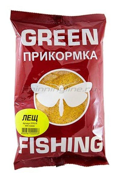 Прикормка Greenfishing Лещ 800 гр. -  1