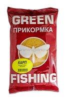 Прикормка Greenfishing Карп 800 гр.