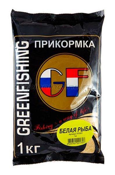 Прикормка GF Белая рыба 1кг. -  1