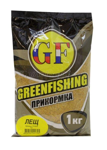 Greenfishing - Прикормка GF Лещ 1кг. - фотография 1