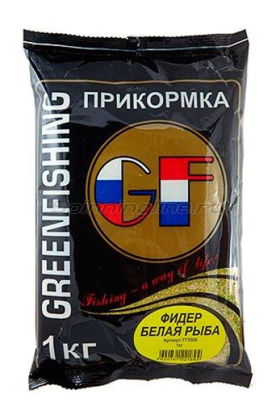 Прикормка GF Фидер Белая рыба 1кг. -  1