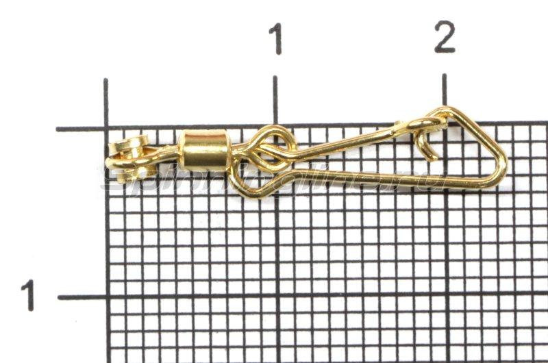 Скользящий крепеж для поплавка металл. Kosadaka - фотография 1