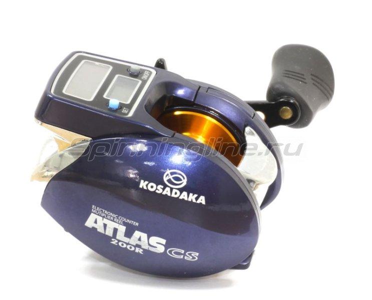 Kosadaka - Катушка Atlas CS 200 R - фотография 2