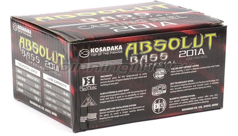 Катушка Absolut 201AL -  5