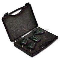 Набор радио-сигнализатор Kosadaka поклевки + пейджер W77S