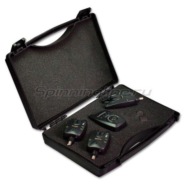 Набор радио-сигнализатор поклевки + пейджер Kosadaka W77S -  1
