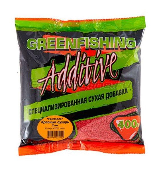Greenfishing - Красный сухарь Pastoncino 2мм 400гр - фотография 1