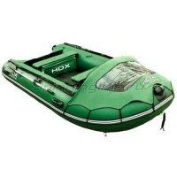 Лодка ПВХ HDX Helium 370 AM зеленая